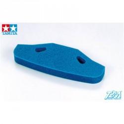Tamiya 53683 - Pare chocs mousse bleu TT