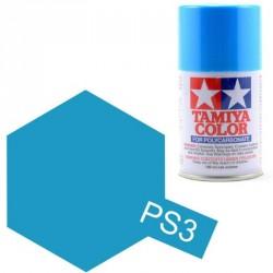 Peinture Lexan PS3 Bleu clair Tamiya 86003