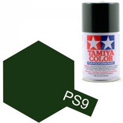 Peinture Lexan PS9 Vert Tamiya 86009
