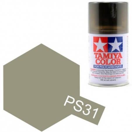 Peinture Lexan PS31 Smoke Tamiya 86031