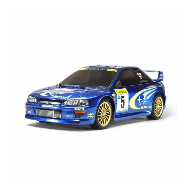 kit tt 02 tamiya 58631 subaru impreza mc. Black Bedroom Furniture Sets. Home Design Ideas