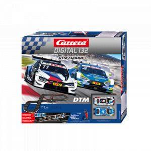 Circuit voitures DIGITAL 132 DTM Furore- Dès 8 ans - Carrera 30008