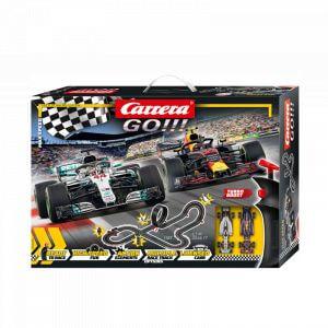Circuit voitures Coffret Max Speed - Dès 6 ans - Carrera GO!!! 62484