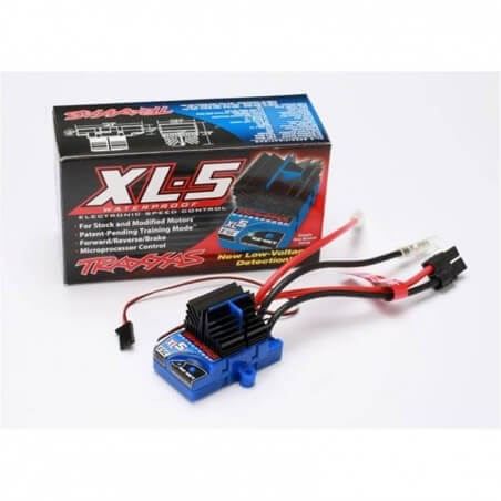 Variateur électronique XL-5 Waterproof Traxxas 3018R (Non ID)