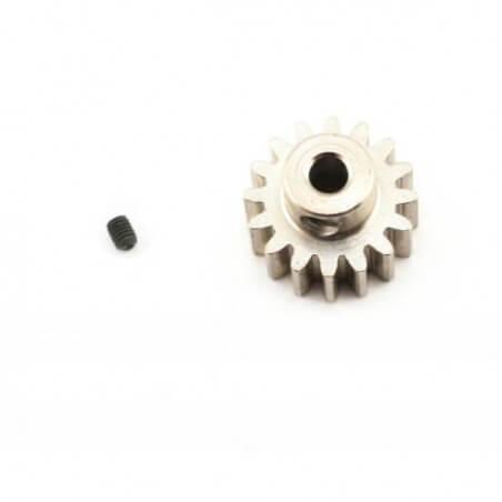 Pignon de transmission acier 16 dts 32dp Traxxas 3946