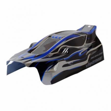 Carrosserie pour FTX Vantage bleue FTX6282 FTX