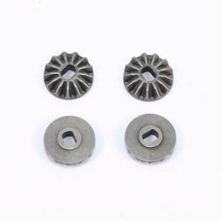 FTX6232 Différentiel conique B 4 pièces Carnage / Vantage