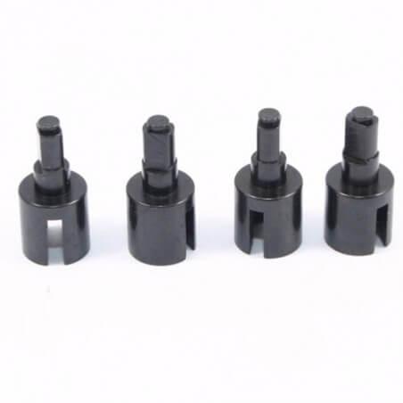 FTX6235 Noix de différentiel 4 pièces Carnage / Vantage