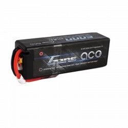 GENS ACE Accu lipo 11,1v 5000mah 50C Black HardCase