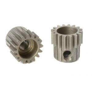 Pignon 48Ddp Acier 16T moteur électrique 1/10