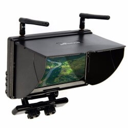 Boscam Galaxy D2 FPV 5.8G 32CH LCD 7 Pouces
