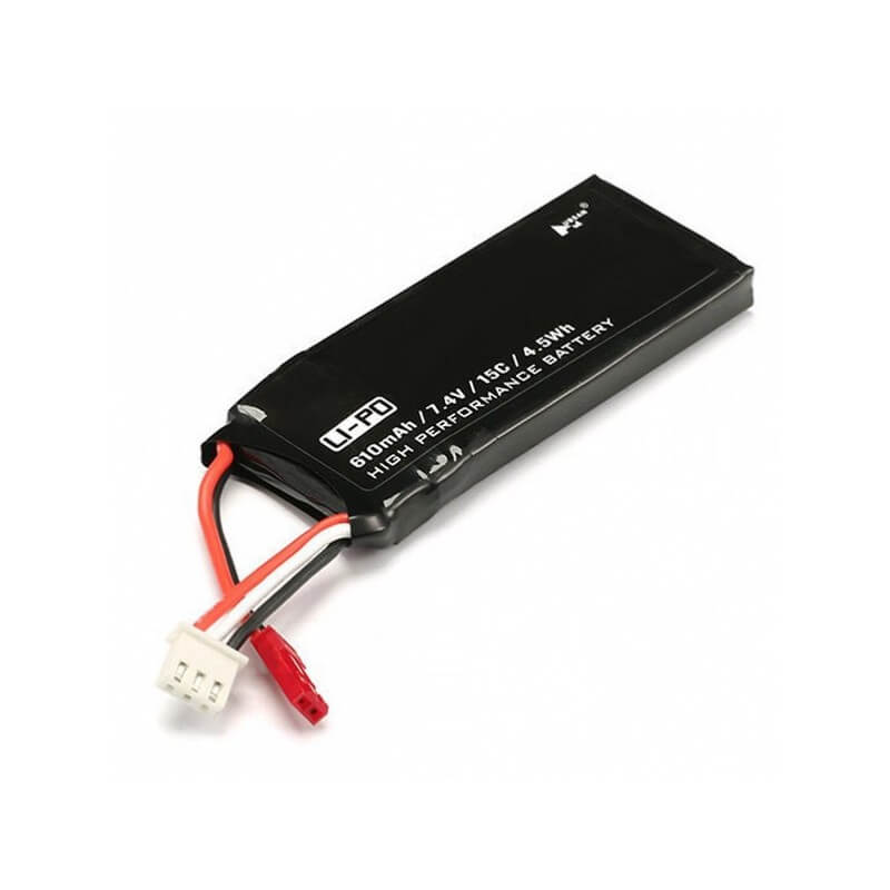 H502-16 Batterie Lipo 7,4V 610mAh Hubsan H502S - H502E