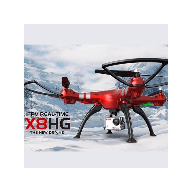 Syma X8HG avec caméra FULL HD 1080p