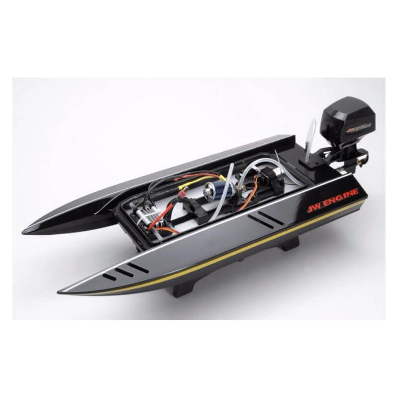 Mad Flow F1 BL Brushless RTS Combo 55km/h