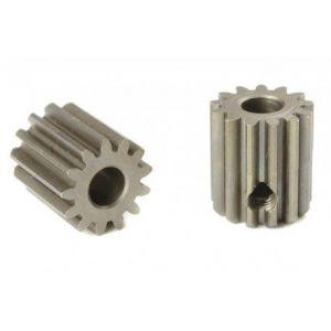 Pignon moteur 13T 48Ddp Acier (3,17mm) pour voiture 1/10