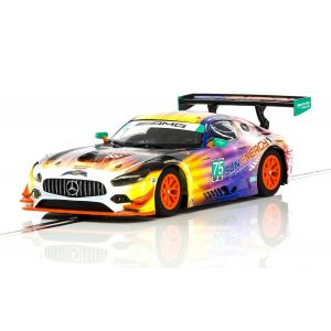 Scalextric C3941 Mercedes AMG GT3 - Daytona 24 Hours 2017