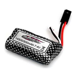 Batterie Li-Lion 7.4V 500 mAh  - Absima  AB30-DJ02