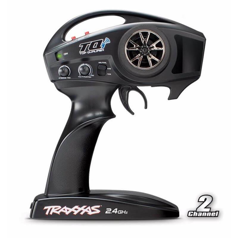 Traxxas Stampede 4x4 VXL Wireless TSM ID 67086-3