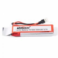 Batterie 3,7V 500mAh UDI RC U28 Wifi et FPV