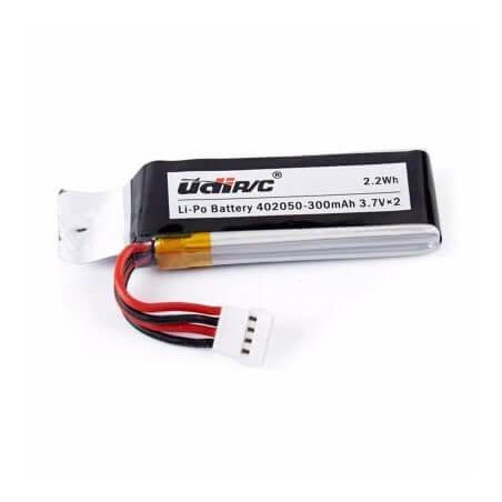 Batterie 3,7V 300mAh UDI RC U28
