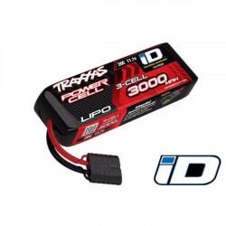 Batterie Li-Po 11,1v 20C 3000mAh ID - ATON Traxxas 2830X