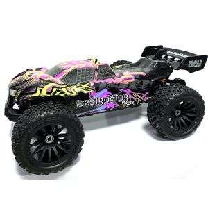 Truggy 1/8 Destructor Brushless Tout Terrain RTR 70km/h - 3181