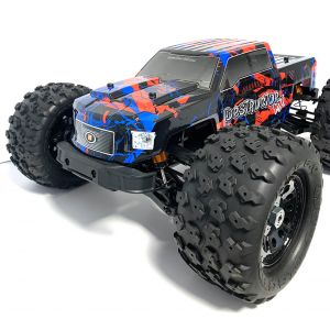 Monster 1/8 Destructor Brushless Tout Terrain RTR 70km/h - 3182