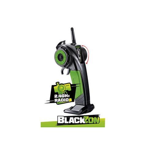 Radio Blackzon 15-ZJ08 - Funtek MT12/020 - 540078 (couleur verte)
