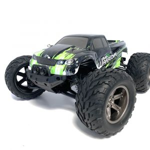 Monster RC Blackzon WARRIOR 1/12 pour Enfants 9-12 ans - 36km/h