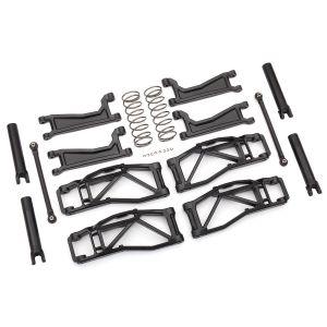 Set WideMaxx Kit de suspension large noir - Traxxas TRX8995