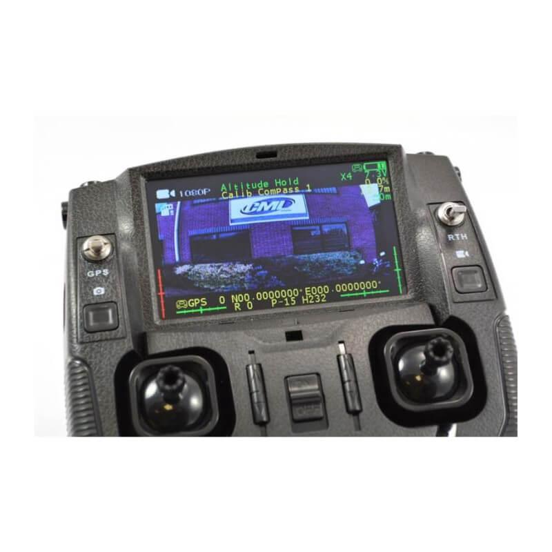 Hubsan H501S FPV X4 White édition - FULL HD 1080p