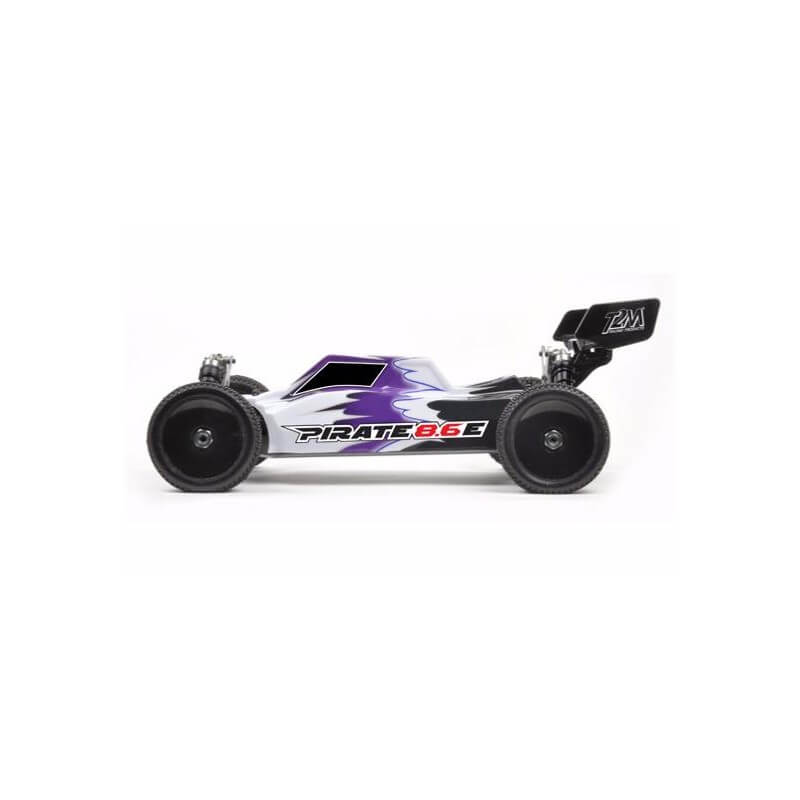 T2M Buggy Pirate 8.6 E 4WD Brushless RTR T4792