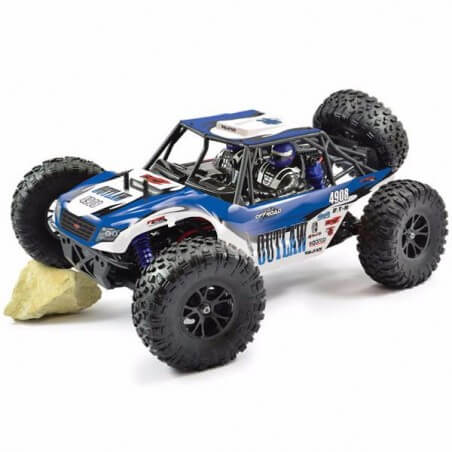 FTX OUTLAW Brushless 4WD 1/10 RTR - FTX5571