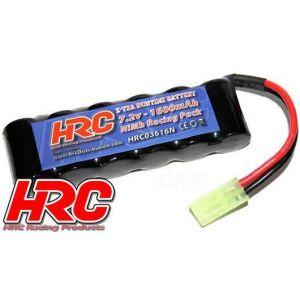 Batterie 7,2V Ni-Mh 1600mAh Mini Tamiya pour Maverick ION 1/18 - MV28103