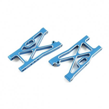 Triangles de suspension Avant Alu FTX Vantage 1/10 -  FTX6371