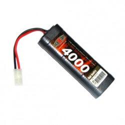 Batterie Ni-Mh 4000mAh 7.2V