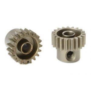 Pignon moteur 19T 48Ddp Acier (3,17mm) pour voiture 1/10