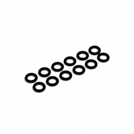 ABSIMA 1230088 - Joint O-ring 6.5x3.5x1.5 (12) Buggy/Truggy