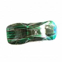 Carrosserie Verte et noire Truggy V2 S912