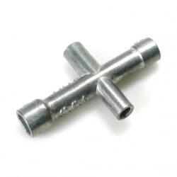Clé (4mm, 5mm, 5.5mm, 7mm)
