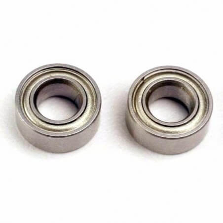 Roulements 5x10x4mm x 2 Traxxas 4609