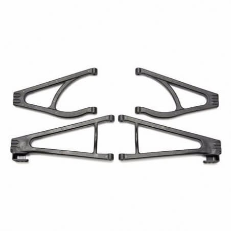 Triangles de suspension Traxxas 5333R
