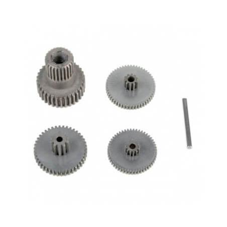 Pignonerie et roulement de remplacement pour servo SW0250MG