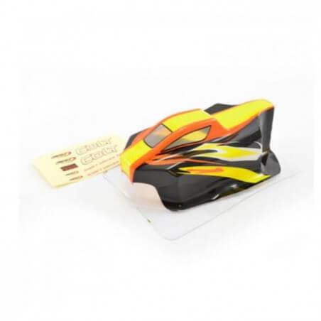 FTX6893BO Carrosserie Orange FTX COLT 1/18