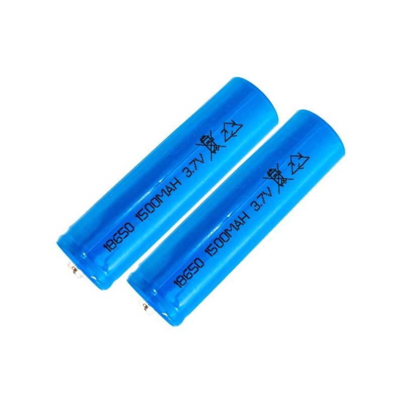 Batteries 3.7V 1500mAh 2 pièces Funtek FTK-MT4-24 - T2M