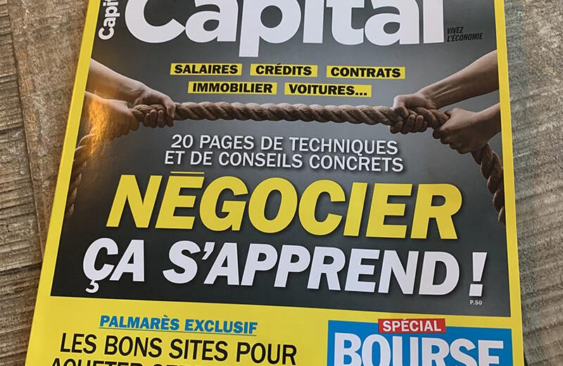 Breizh Modelisme, sur le magazine «Capital»