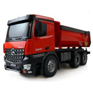 Camion RC de Chantier en Métal