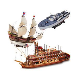 Maquette bateau, navire et sous-marin