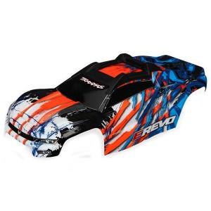 Carrosserie et peinture voiture RC