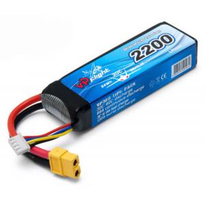 Batterie pour bateau RC